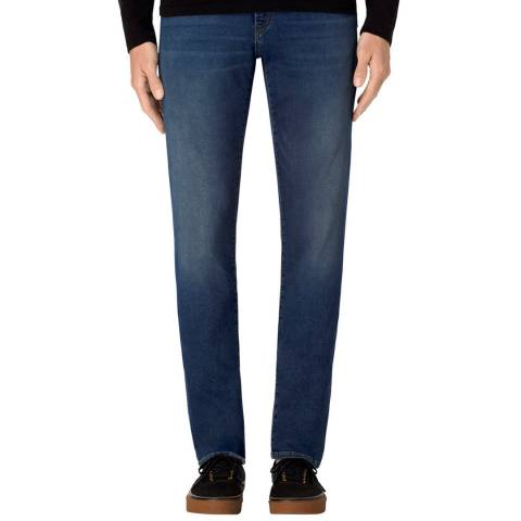 J Brand Dark Denim Tyler Slim Fit Stretch Jeans