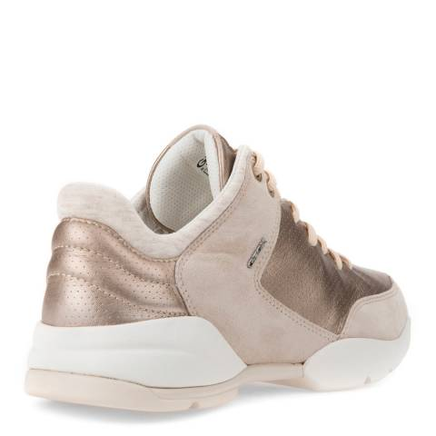 cacc418039b4e Women's Champagne Sfinge Lace Up Sneakers - BrandAlley