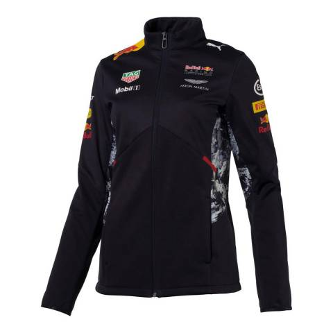 Red Bull Racing Navy Team Softshell Jacket
