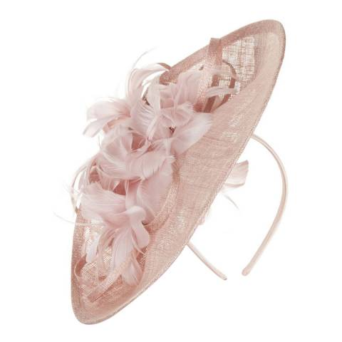 Hobbs London Blossom Pink Joanna Fascinator