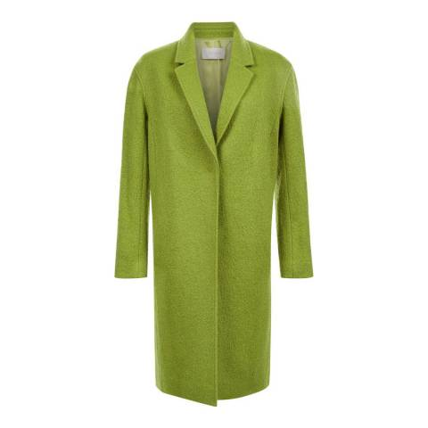 Hobbs London Green Rowena Coat