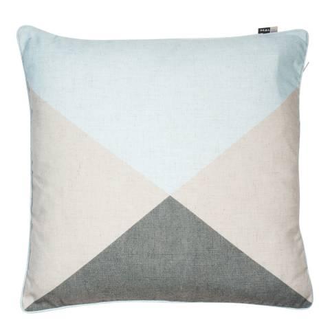 Malini Ocean Triangles Cushion 45x45cm