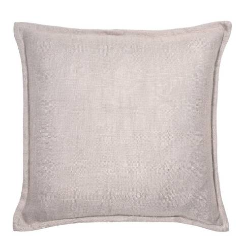 Malini Mink Cotton Cushion with Flange 45x45cm
