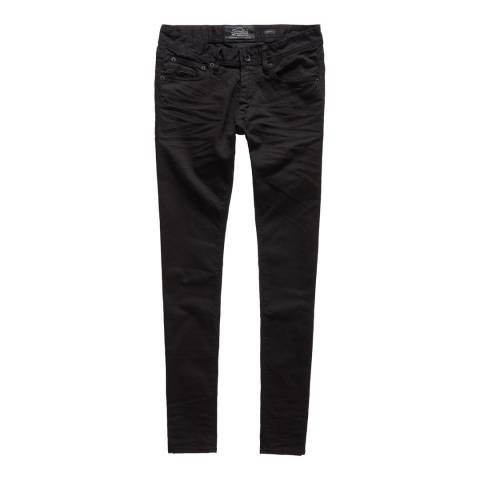 Superdry Black Skinny Stretch Jeans