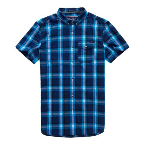 Superdry WASHBASKET S/S BUTTN DWN SHIRT
