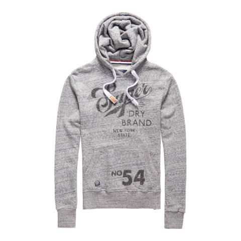 Superdry Grey Dry Brand Hoodie