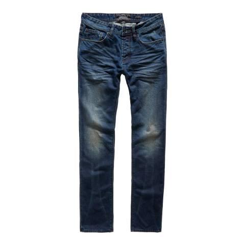 Superdry Blue Officer Jeans