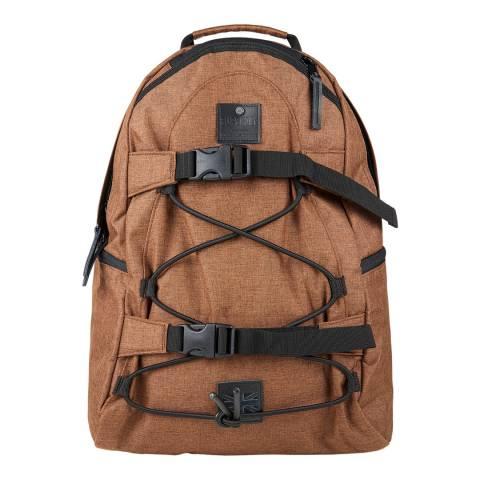Superdry Brown Surplos Goods Backpack