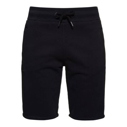 Superdry Black Urban Shorts