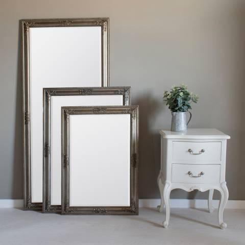 Gallery Silver Churchill Mirror 104x73.5cm