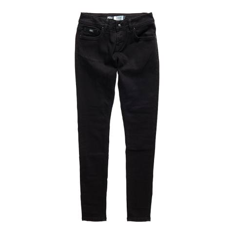 Superdry Black Cassie Skinny Jeans