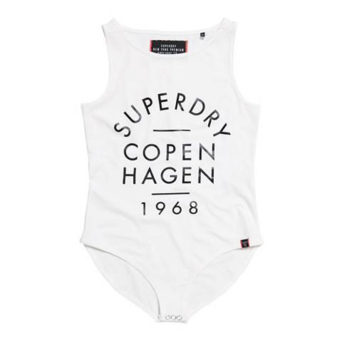 Superdry Optic Hayden Graphic Bodysuit