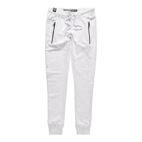 Superdry Ice Marl Luxe Lite Edition Slim Joggers