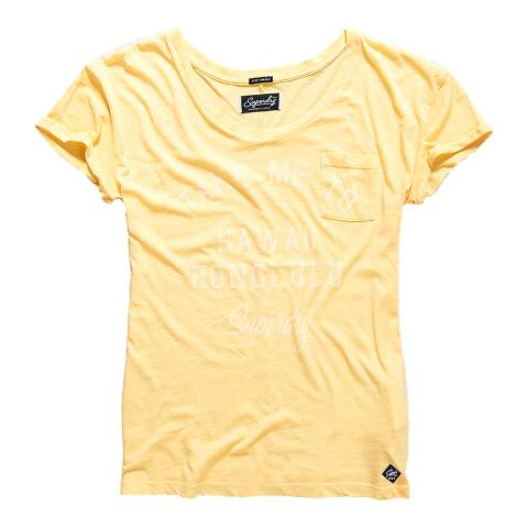 Superdry GRAPHIC POCKET TEE