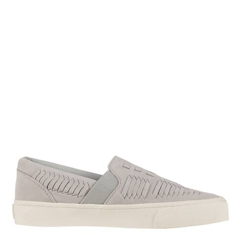 Superdry Grey DION LUXE SLIP ON