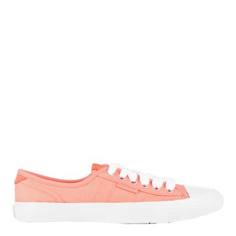 Superdry Flame Coral LOW PRO SNEAKER