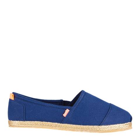 Superdry French Navy JETSTREAM ESPADRILLE