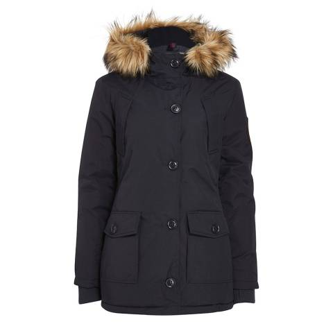 Superdry Navy Everest Parka