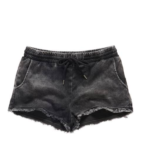 Superdry Black Runner Shorts