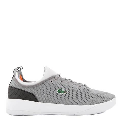 Lacoste Women's Grey LT Spirit 2.0 Sneakers