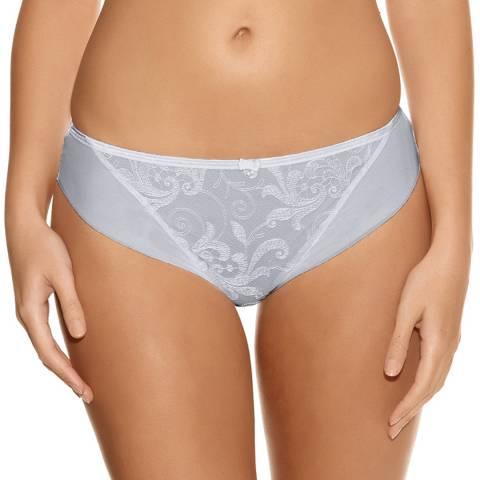Fantasie Silver Allegra Brazilian Thong