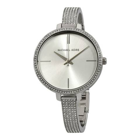 Michael Kors Women's Silver Jaryn Watch