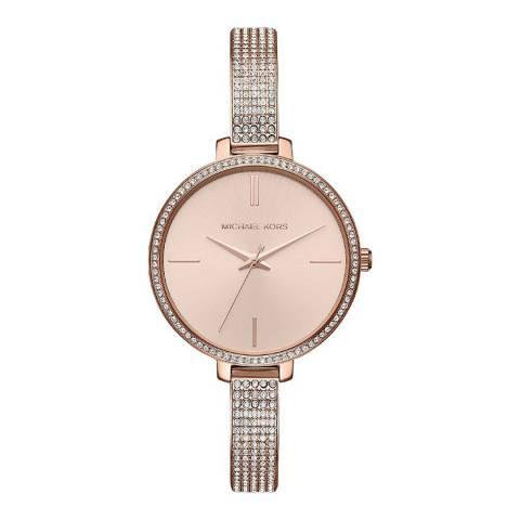 Michael Kors Women's Rose Gold Jaryn Watch