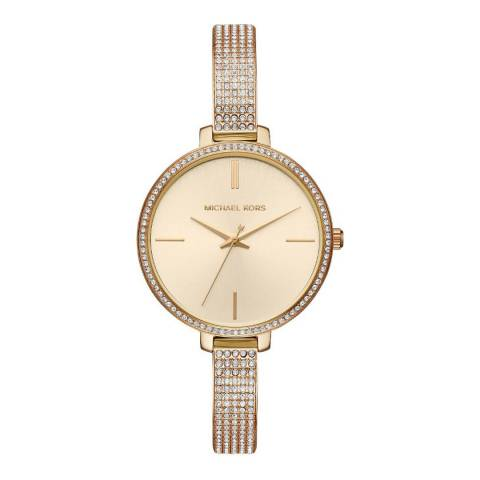 Michael Kors Women's Gold Jaryn Watch