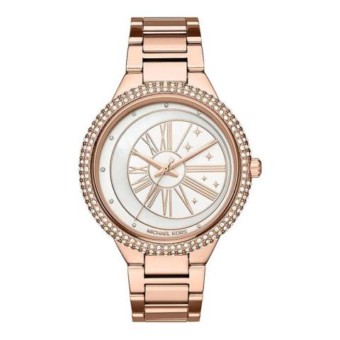 Michael Kors Women's Rose Gold Taryn Watch