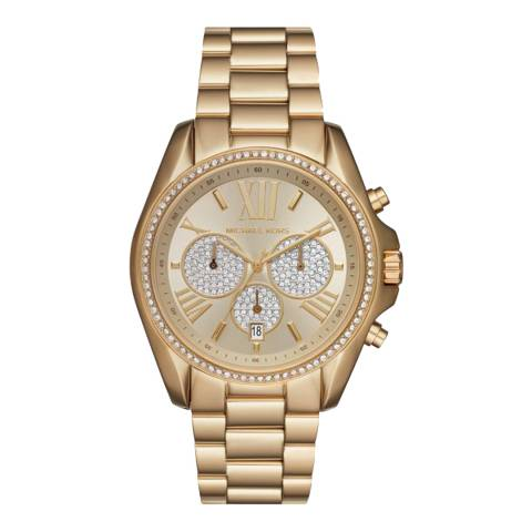 Michael Kors Women's Gold Bradshaw Watch