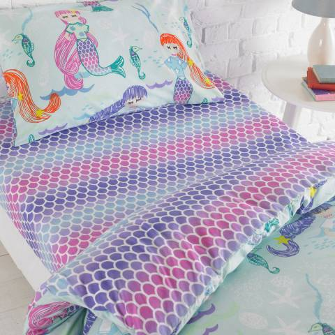 Paoletti Mermaid Single Fitted Sheet
