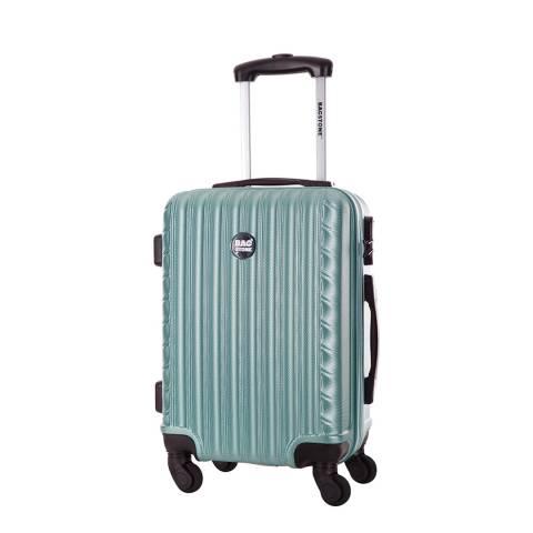 Bagstone Green Sweety 4 Wheeled Suitcase 56cm