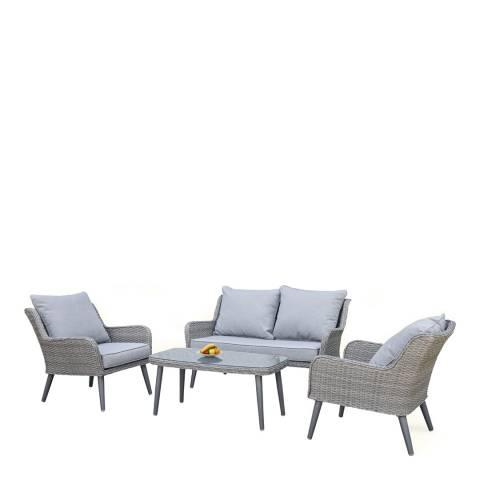 Maze Rattan Florence 2 Seat Sofa Set