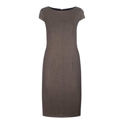 Fenn Wright Manson Brown Orbital Dress