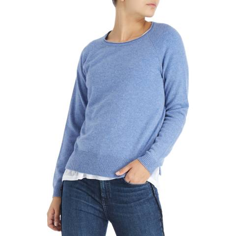 Laycuna London Stonewash Hope Cashmere Jumper