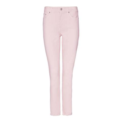 NYDJ Light Primrose Sheri Slim Ankle Jeans