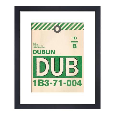 Nick Cranston Destination - Dublin 36x28cm