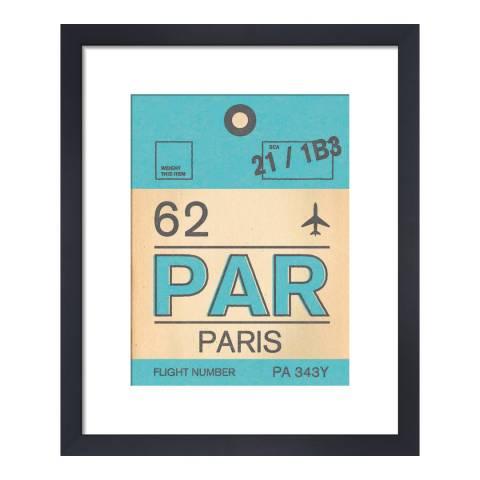 Nick Cranston Destination - Paris 36x28cm