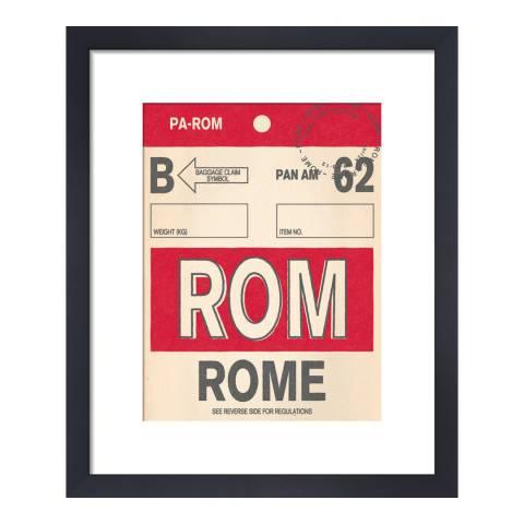 Nick Cranston Destination - Rome 36x28cm
