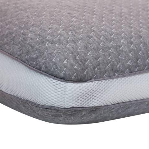 Cascade Charcoal Pillow