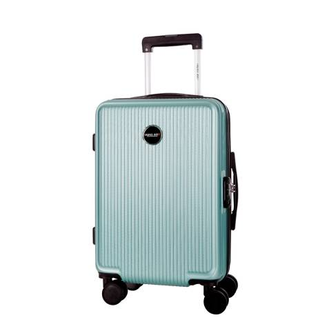 Travel One Green 8 Wheel Armada Suitcase 60cm
