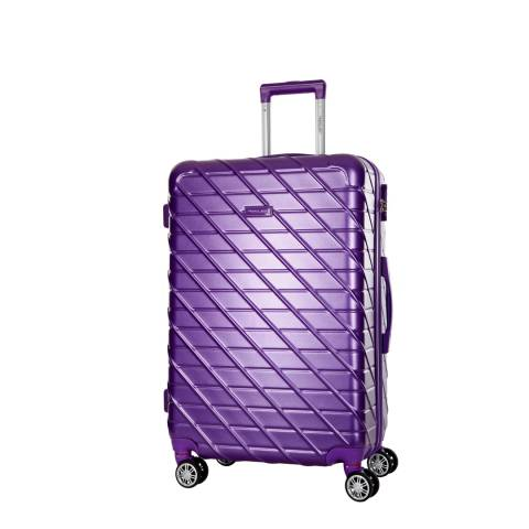Travel One Purple Leira Small Suitcase 46cm