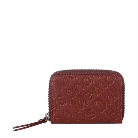Stella McCartney Indian Red Coin Purse