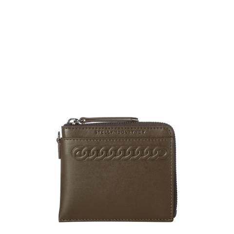 Stella McCartney Khaky Card Case