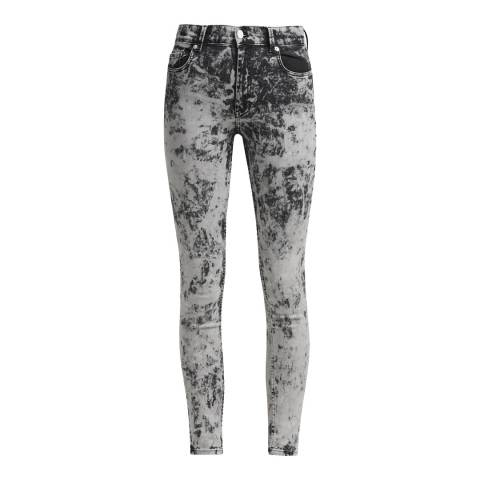 French Connection Acid Rebound Skinny Jeans