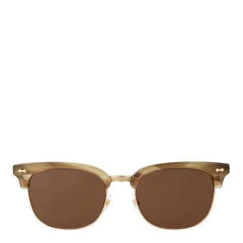 Gucci Womens Gucci Brown Sunglasses 50mm
