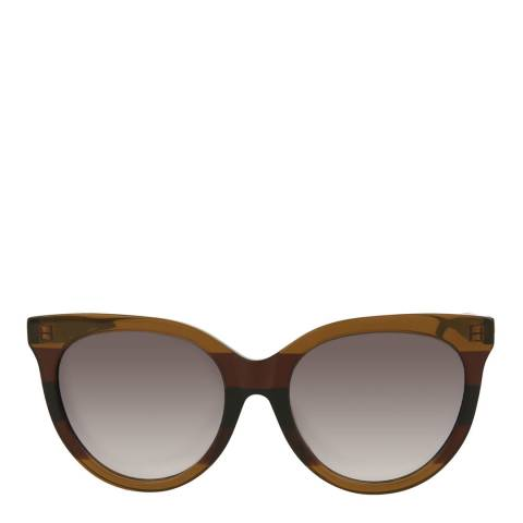 Gucci Womens Gucci Multi/Grey Sunglasses 55mm