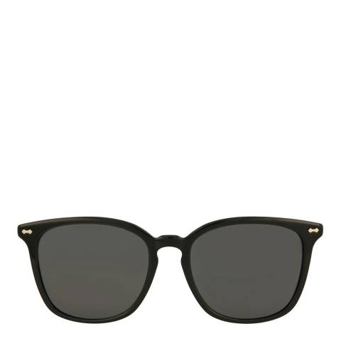 Gucci Womens Gucci Black/Grey Sunglasses 56mm