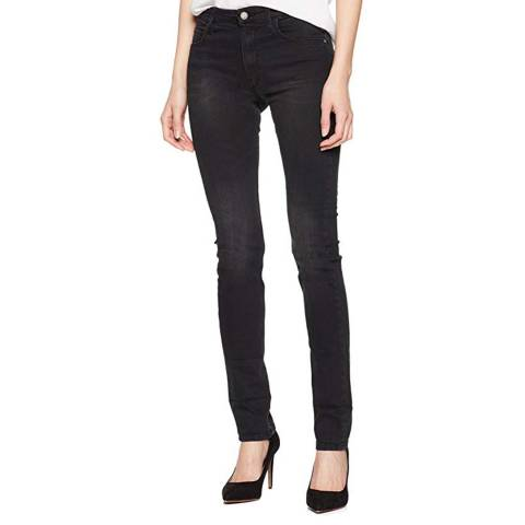 Replay Black Skinny Stretch Jeans