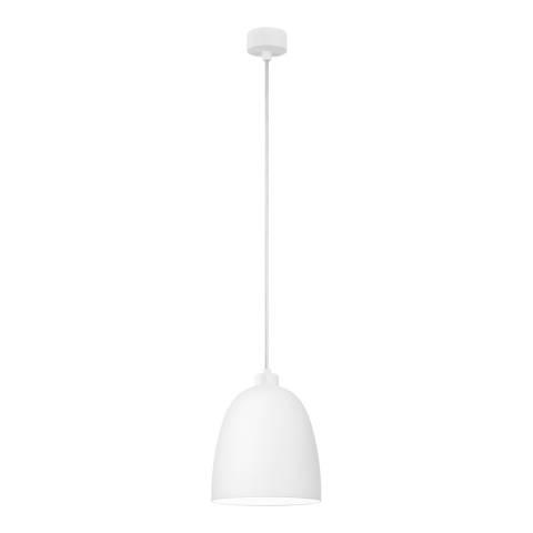 Sotto Luce Matte Opal Awa Single Pendant Light